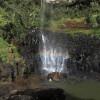 A Dancing Waterfall
