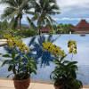 View from the Thai Verandah